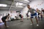 Crossfit 605 Bristol - Katie White Photography