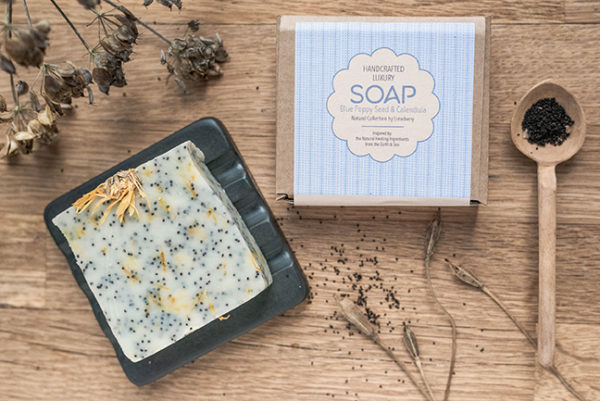 Limeberry Artisan Soap product shot commercial photography