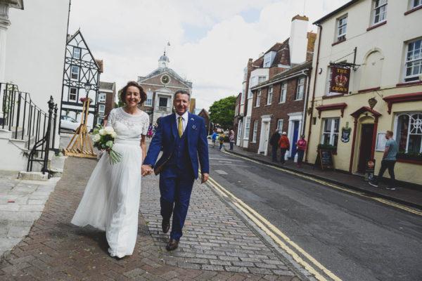 Poole Quay Town Hall Wedding
