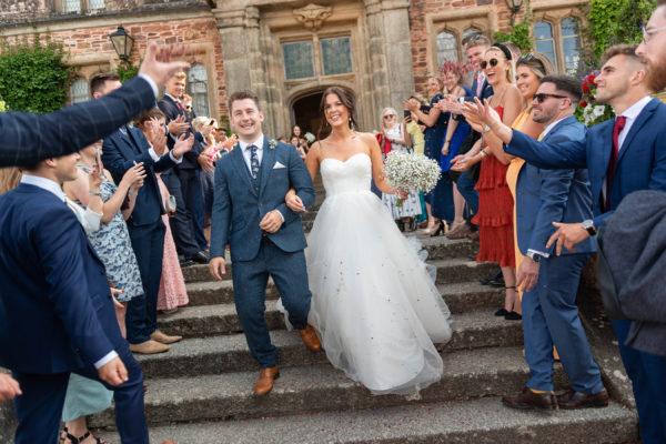 Mount Edgcumbe Wedding